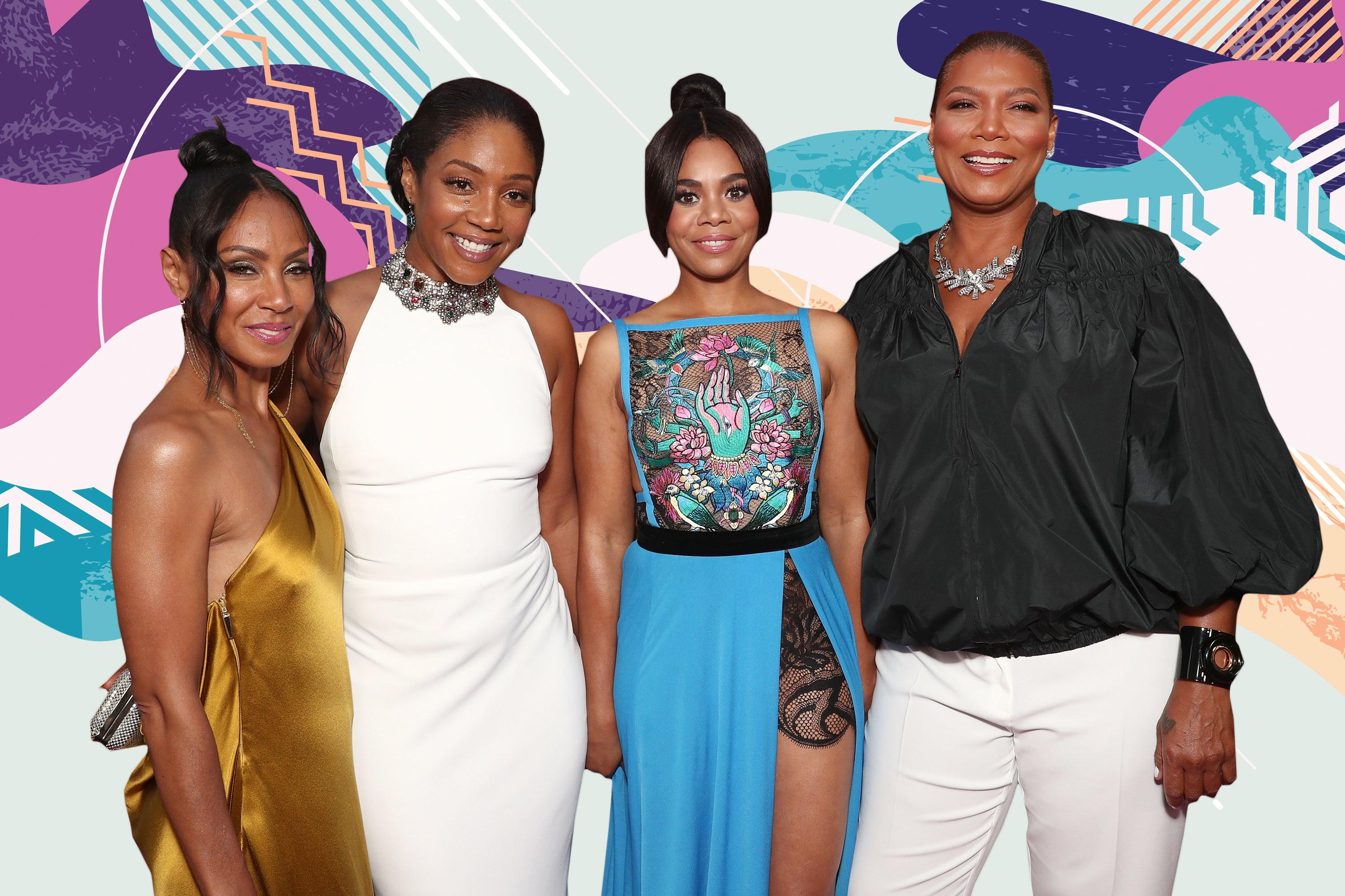 "Can We Take a Moment to Appreciate the Summer Style Wins of the ""Girls Trip"" Cast?"