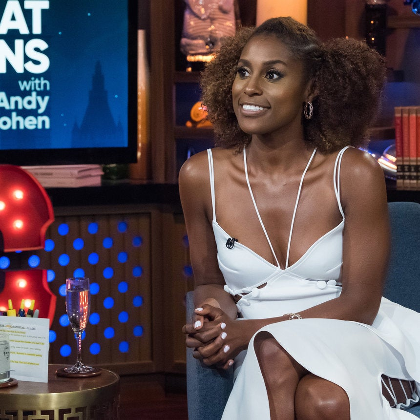 Look of the Day: Issa Rae Slays in the Perfect All-White Party Look