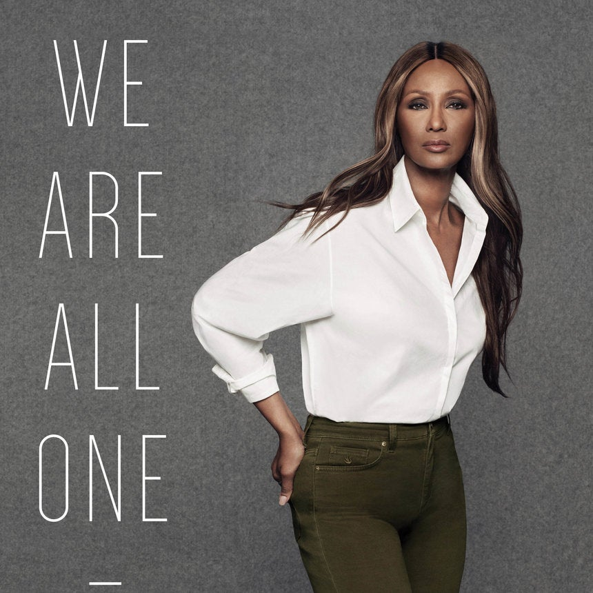 Iman Stars in Gloria Vanderbilt's 'We Are One' Campaign Celebrating Womanhood