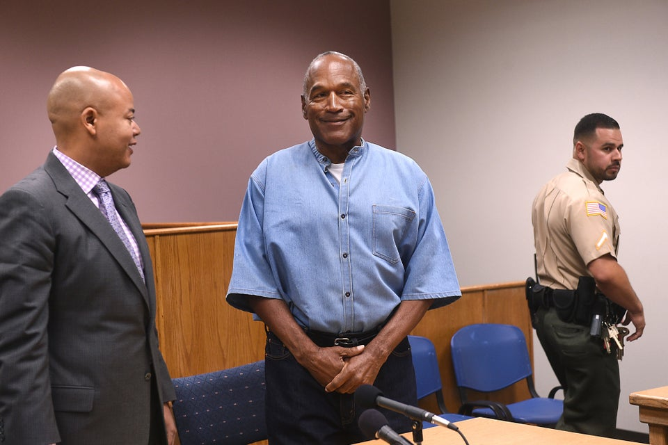 OJ Simpson Could Be Released As Soon As Monday