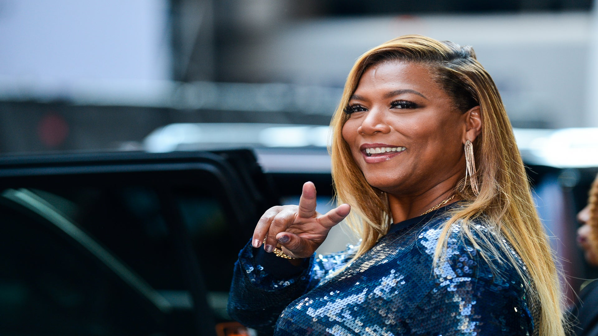 You Have To Hear About This Clause That Queen Latifah Includes In Her Movie Contracts