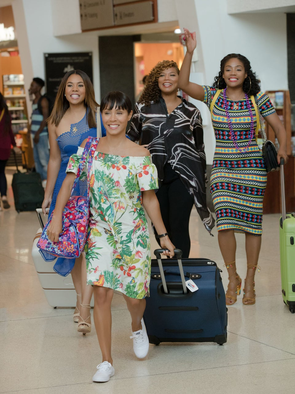 10 Scenarios Every Black Woman Can Relate To On Girls' Trips