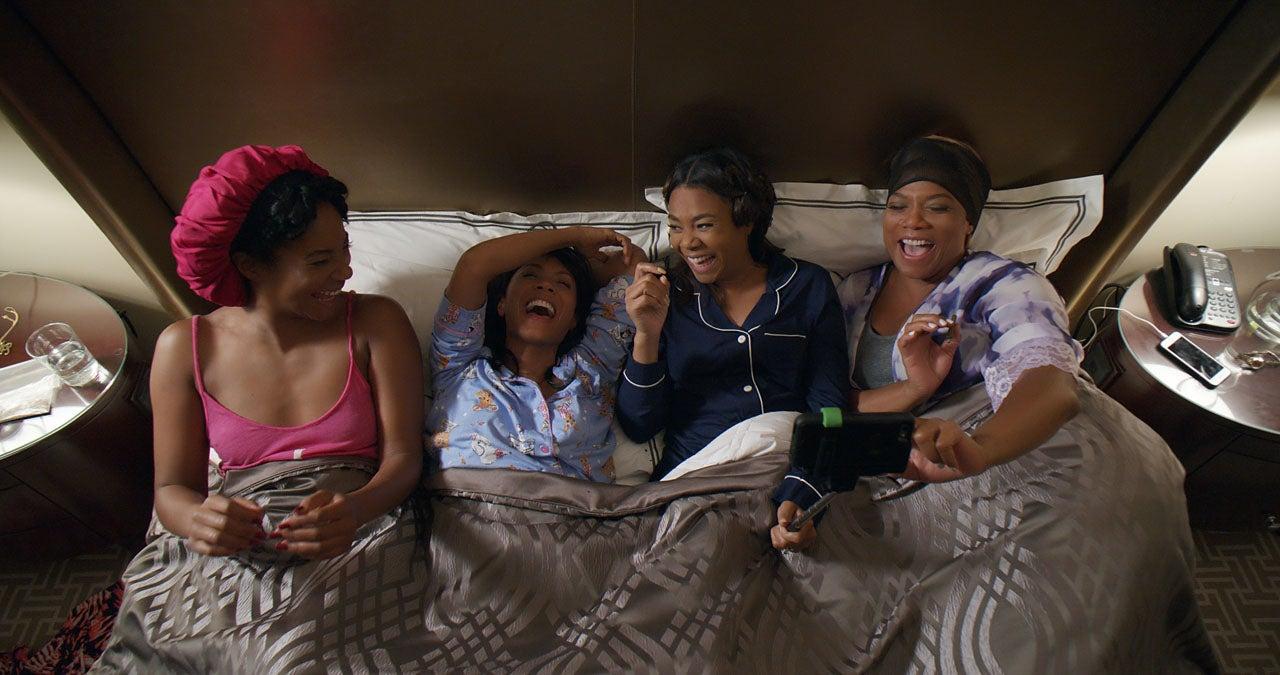 Girls Trip Movie Review Sisterhood Essence