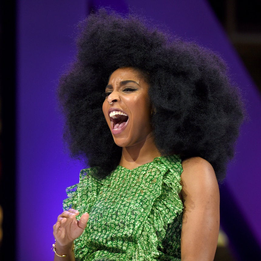 Jessica Williams Loves Rocking Braids For This Very Relatable Reason