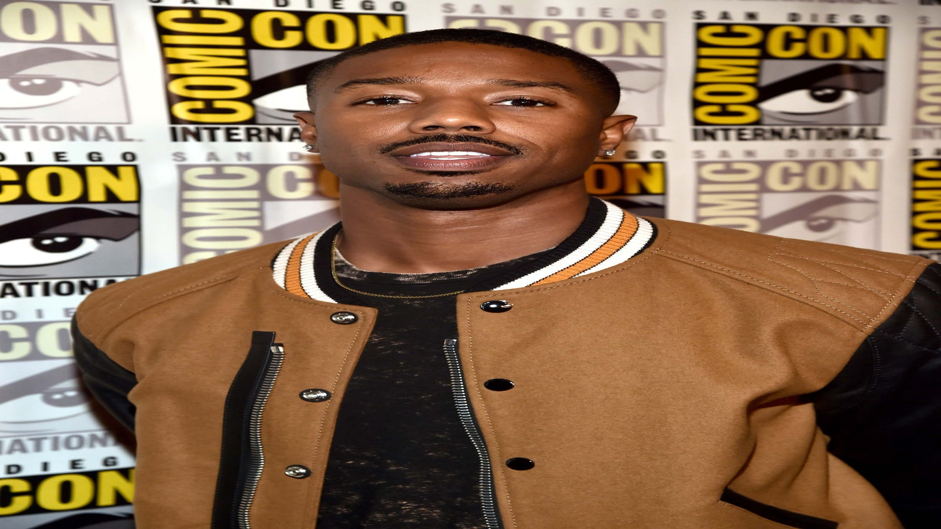 Michael B. Jordan's Lips Are Tightly Sealed When It Comes To 'Black Panther'