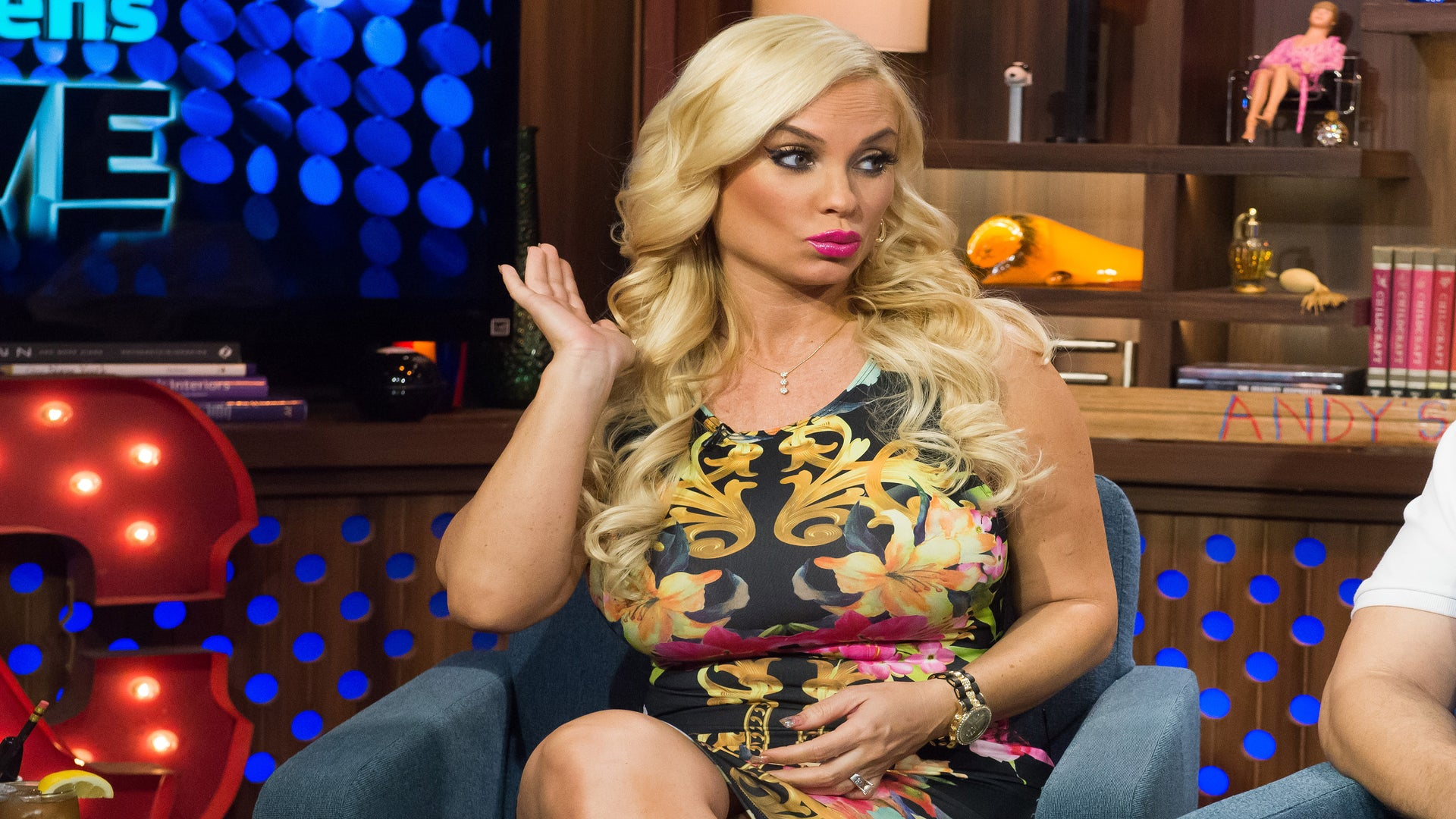 Coco Austin Doesn't Think Her Cornrows Should've Been Turned Into A 'Race Thing'
