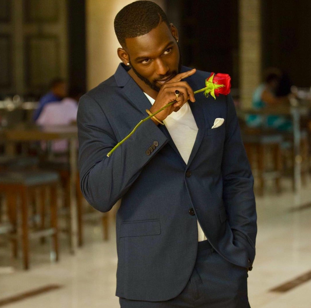 All Of the Times 'Queen Sugar' Star Kofi Siriboe Set A Thirst Trap And We Fell Right In