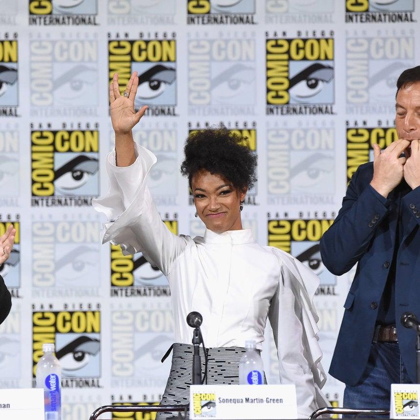 Comic-Con 2017's Best Black Moment