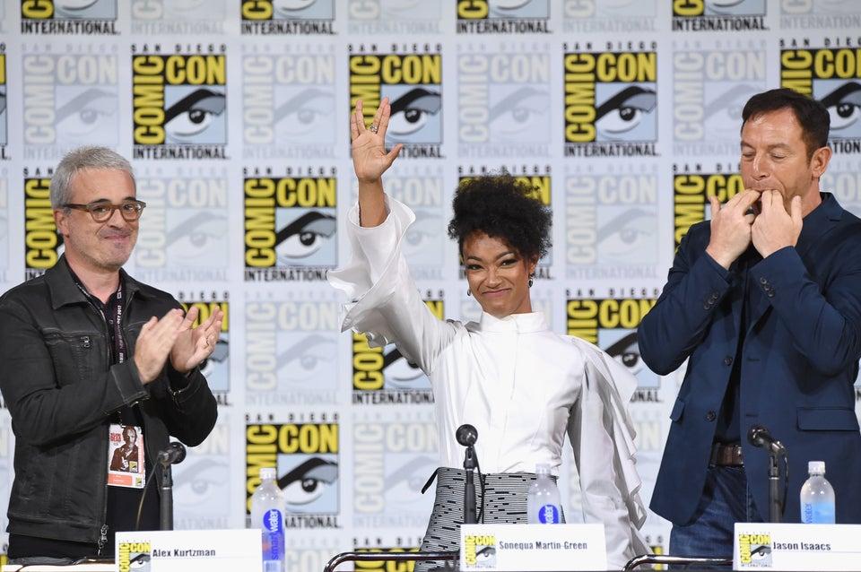 Comic-Con 2017's Best Black Moments