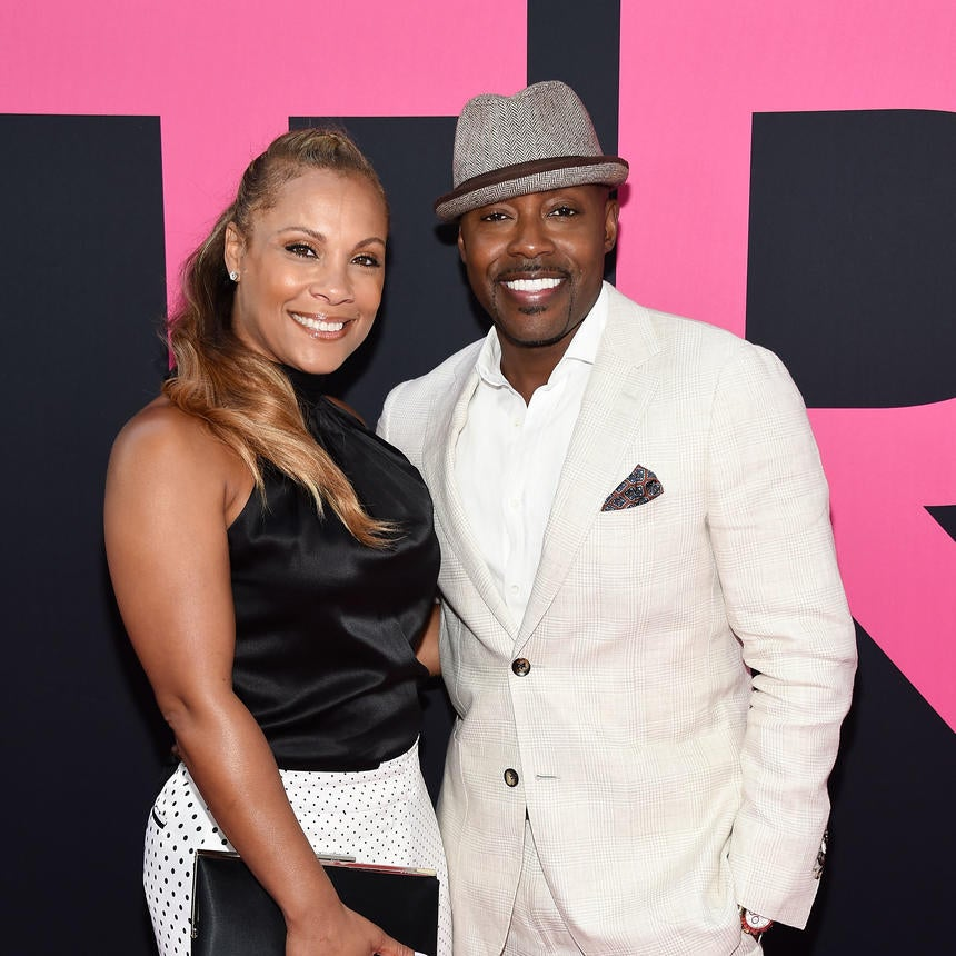 'Girls Trip' Producer Will Packer Celebrates The Film's Box Office Success With His Wife