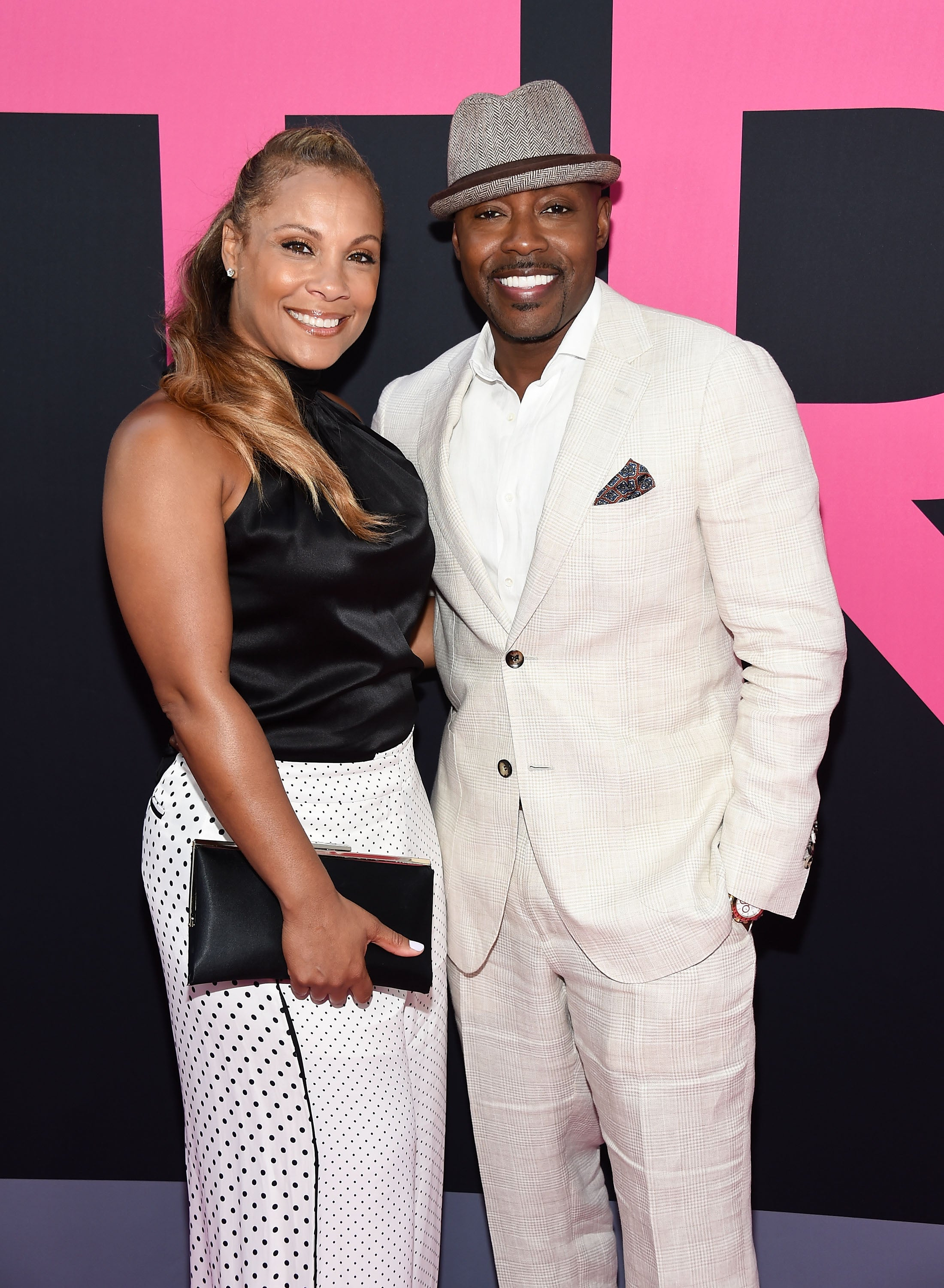 Will Packer Celebrates Girls Trip Success With Wife