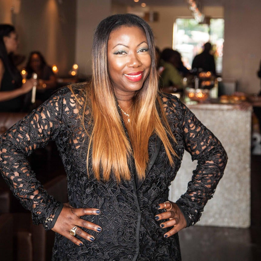 This Is How Karen Mitchell Turned ASide Hustle Into One Of The Top Hair Extension Companies Around