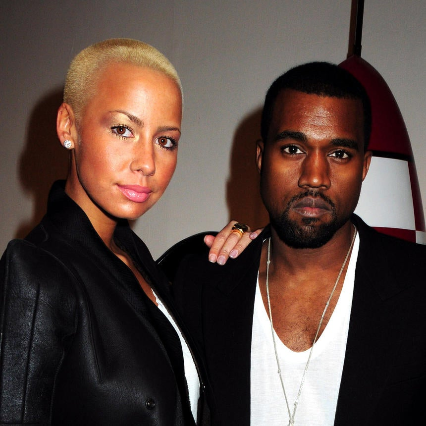 Amber Rose Reveals Dark Days After Kanye West Split Nearly Drove Her To Suicide