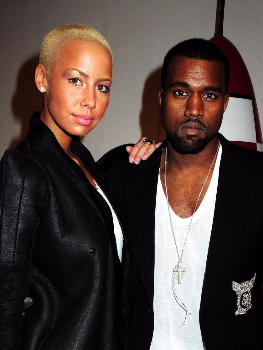 Amber Rose RevealsDark Days After Kanye West Split: 'If I Was Going To Kill Myself, I Would Have During Those Times'