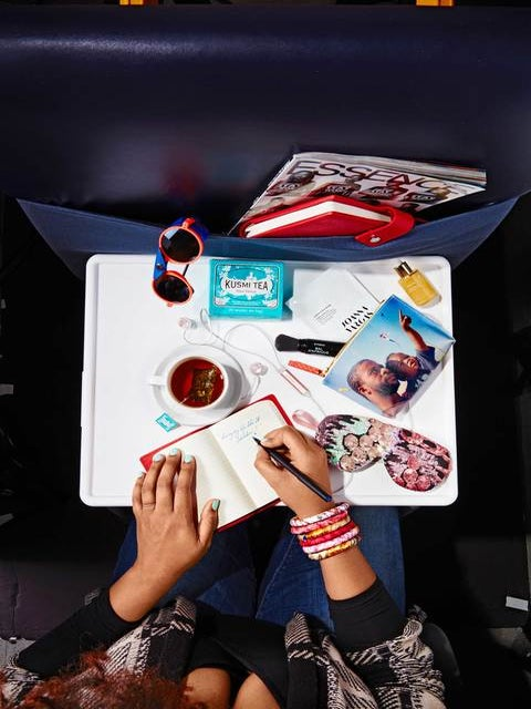 Dope Stuff On My Desk: Everything You Need To Jetset Like a Real Glamour Girl