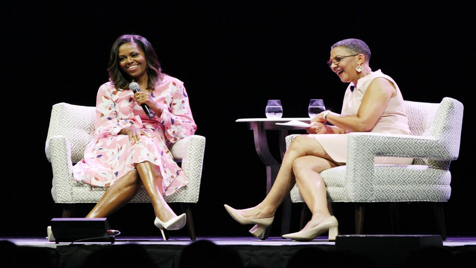 Michelle Obama Opens Up About The Racism She Faced AsFirst Lady