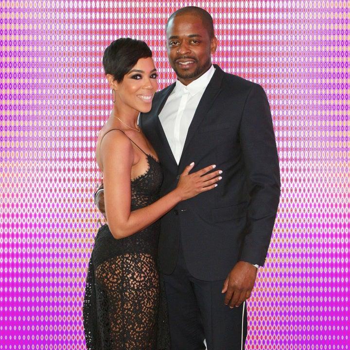 'Ballers' Star Jazmyn Simon Spills All of the Tea On Her Upcoming Wedding To Co-Star Dulé Hill