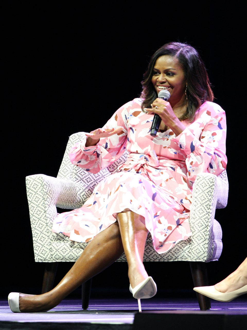 Michelle Obama's Advice To College-Bound First Generation Students: 'This Isn't Supposed To Be Easy'