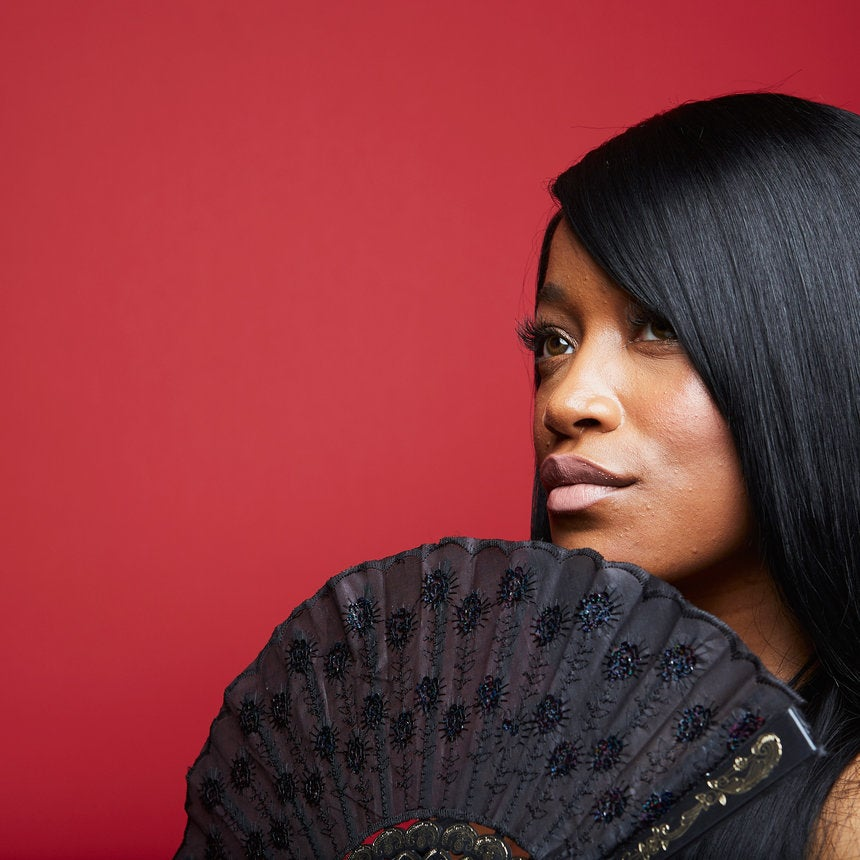 Keke Palmer Doesn't Hold Back While Talking About The Pressure To Look Perfect