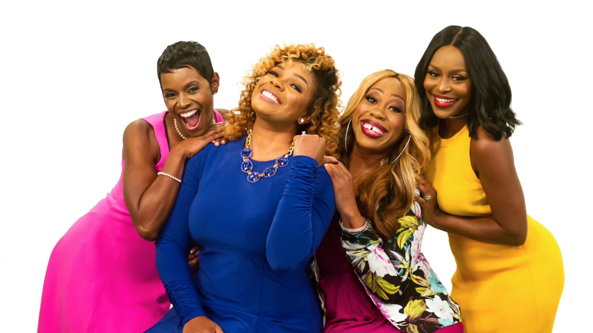 Syleena Johnson And 'Married To Medicine' Star Quad Webb-Lunceford Have A New Talk Show