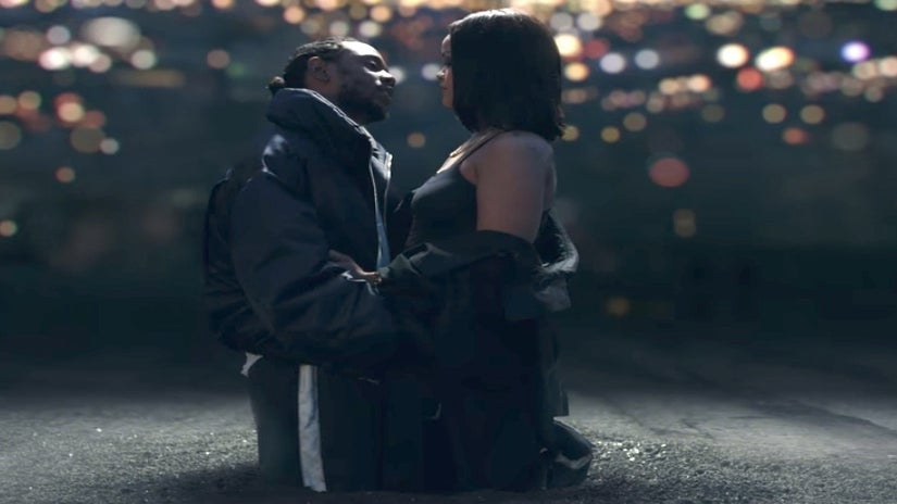 Kendrick Lamar And Rihanna Have An All Or Nothing Love In 'Loyalty' Video