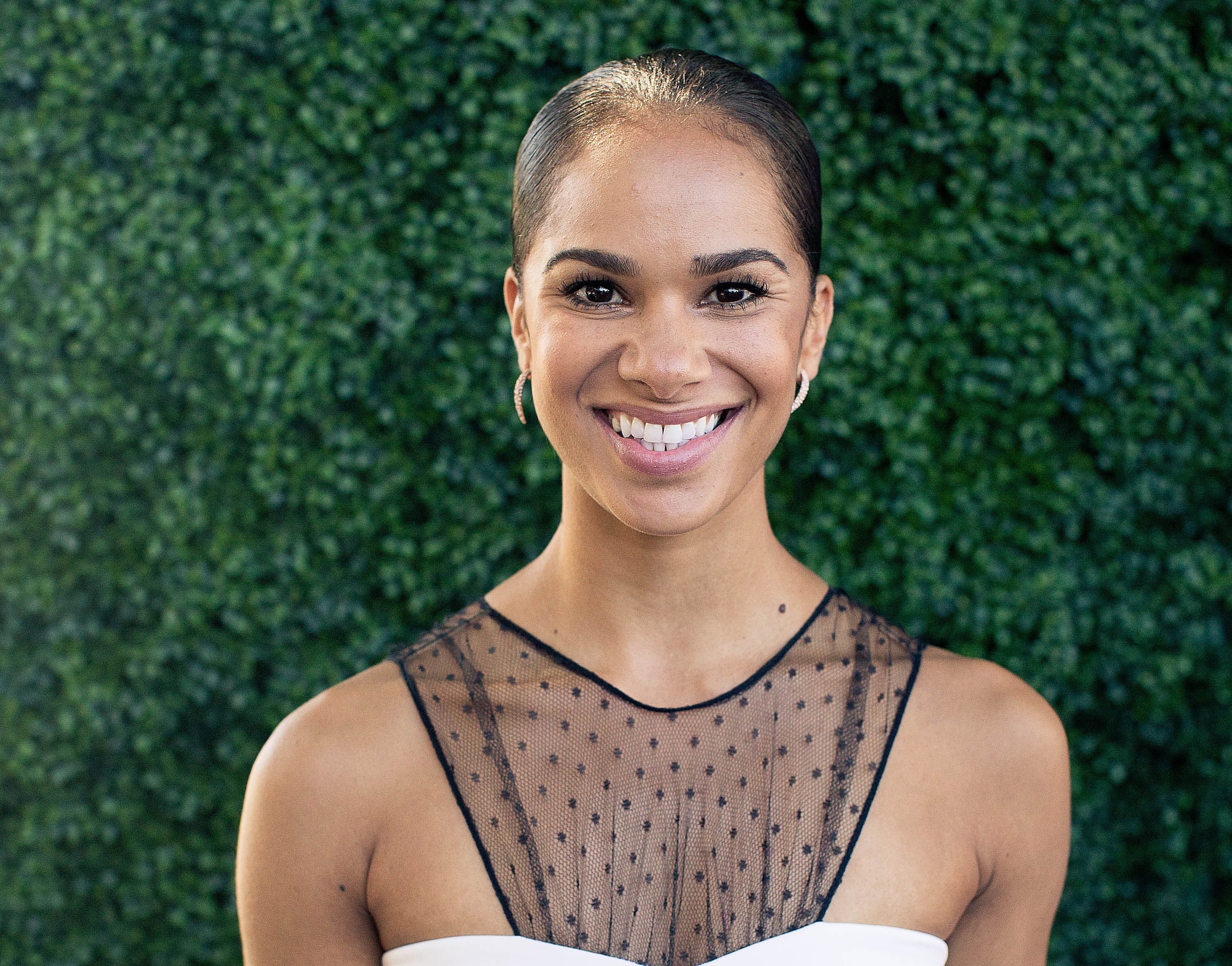 Misty Copeland Hopes To Inspire Young Brown Girls As the Face of Estée Lauder's 'Modern Muse'