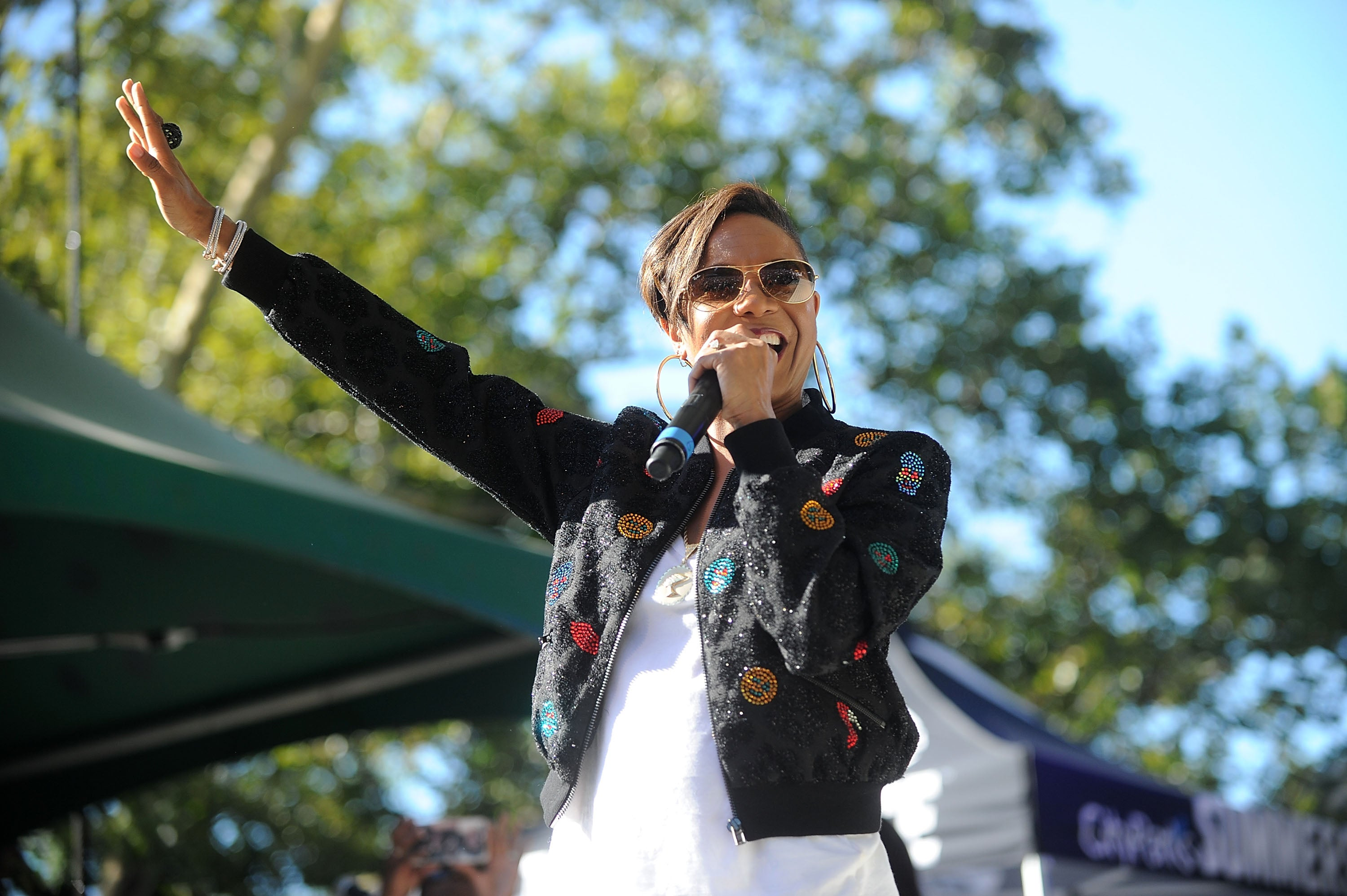MC Lyte Hosts Socially Conscious Hip-Hop Competition 'Pitch & Flow'