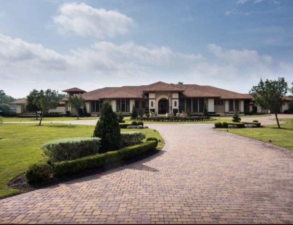 This Man Built A 20,000-Square-Foot Mansion And Compound For His Whole Family