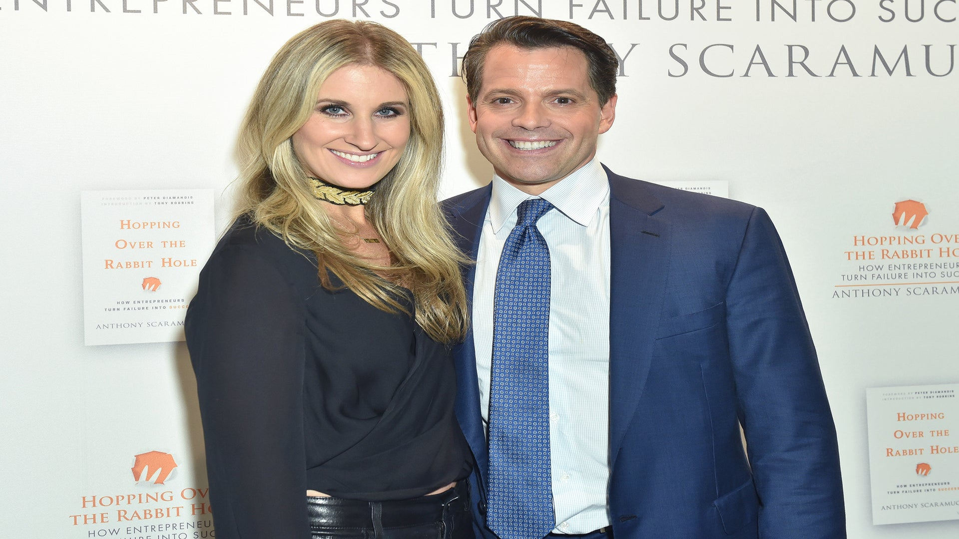 Anthony Scaramucci's Wife Filed for Divorce from Him When She Was 9 Months Pregnant: Report