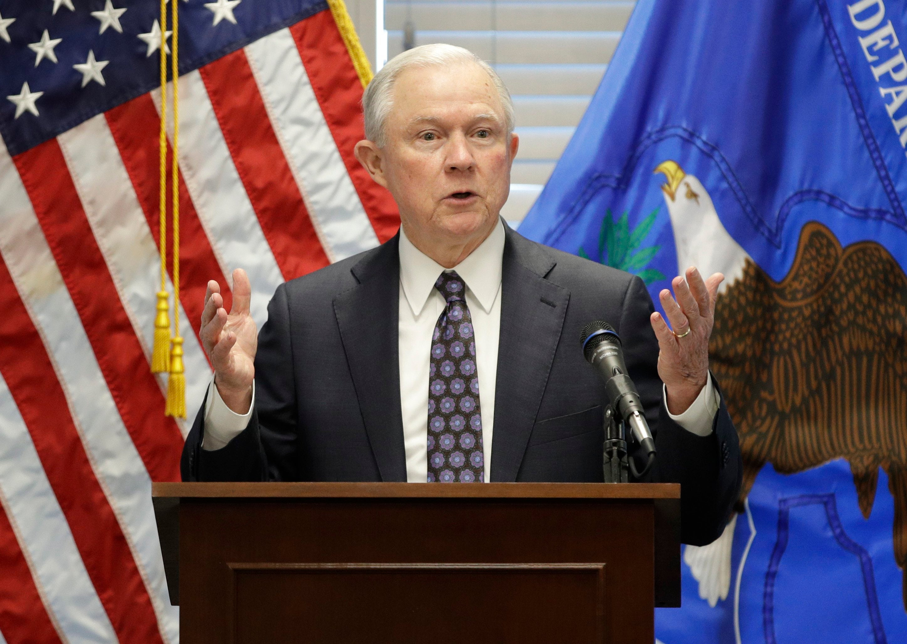 New Justice Department Rules Crack Down On Sanctuary Cities