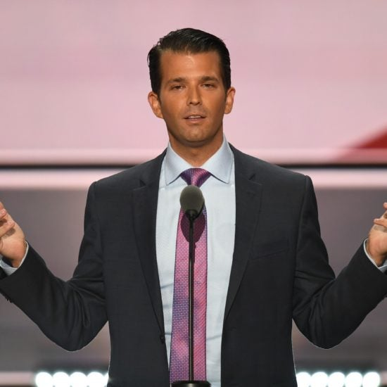 Donald Trump Jr. Met With Russian Lawyer During Presidential Campaign