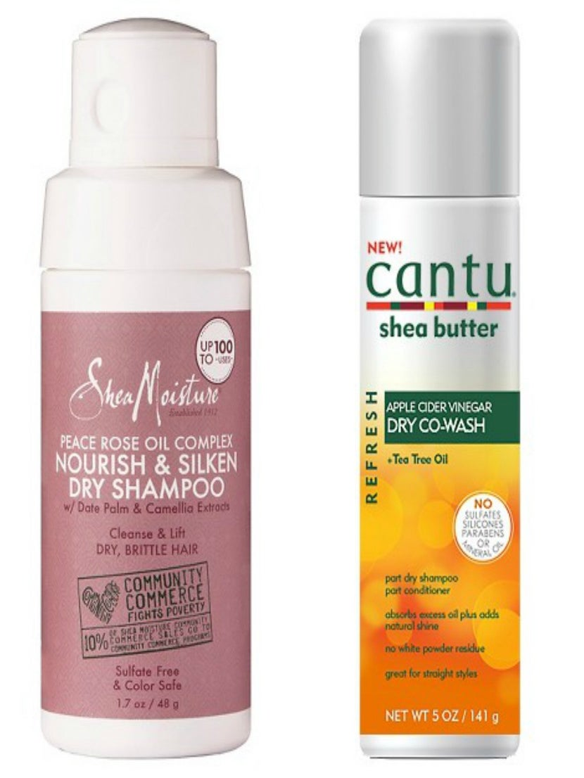We Rounded Up Our Fave Dry Shampoos For Natural Hair, And They're All Under $20