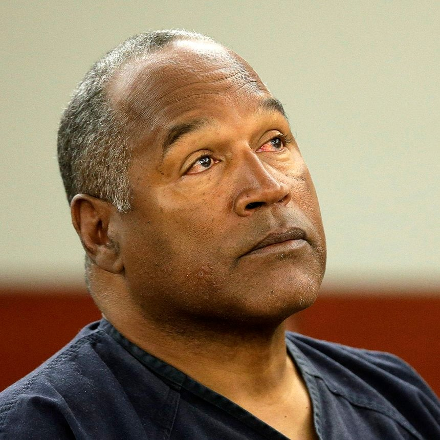O.J. Simpson Could Be Granted Parole Today. Watch His Hearing