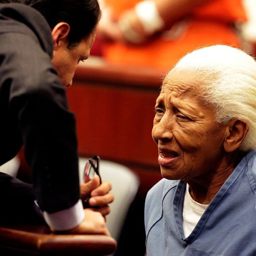 Infamous Jewelry Thief Doris Payne Can't Stop Stealing Things