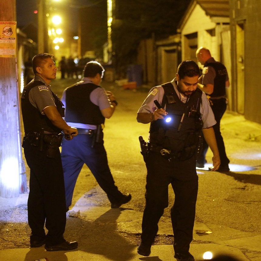 More Than 100 People Were Shot In Chicago Over The Fourth Of July Weekend