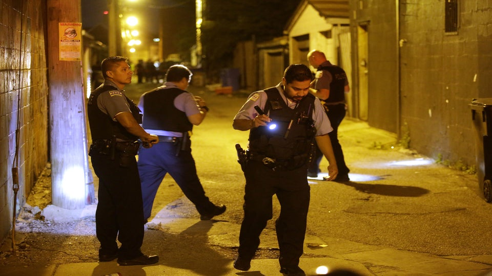 Chicago's Homicide Rate Is Outpacing Last Year's