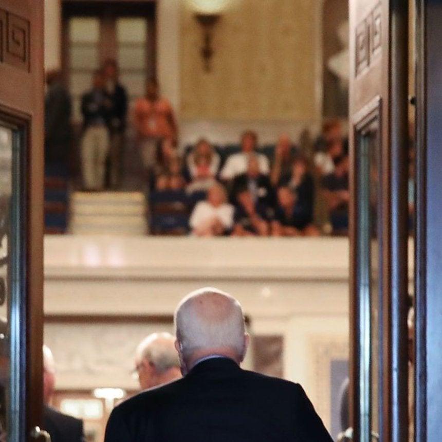 Obamacare Repeal Bill Fails...Again