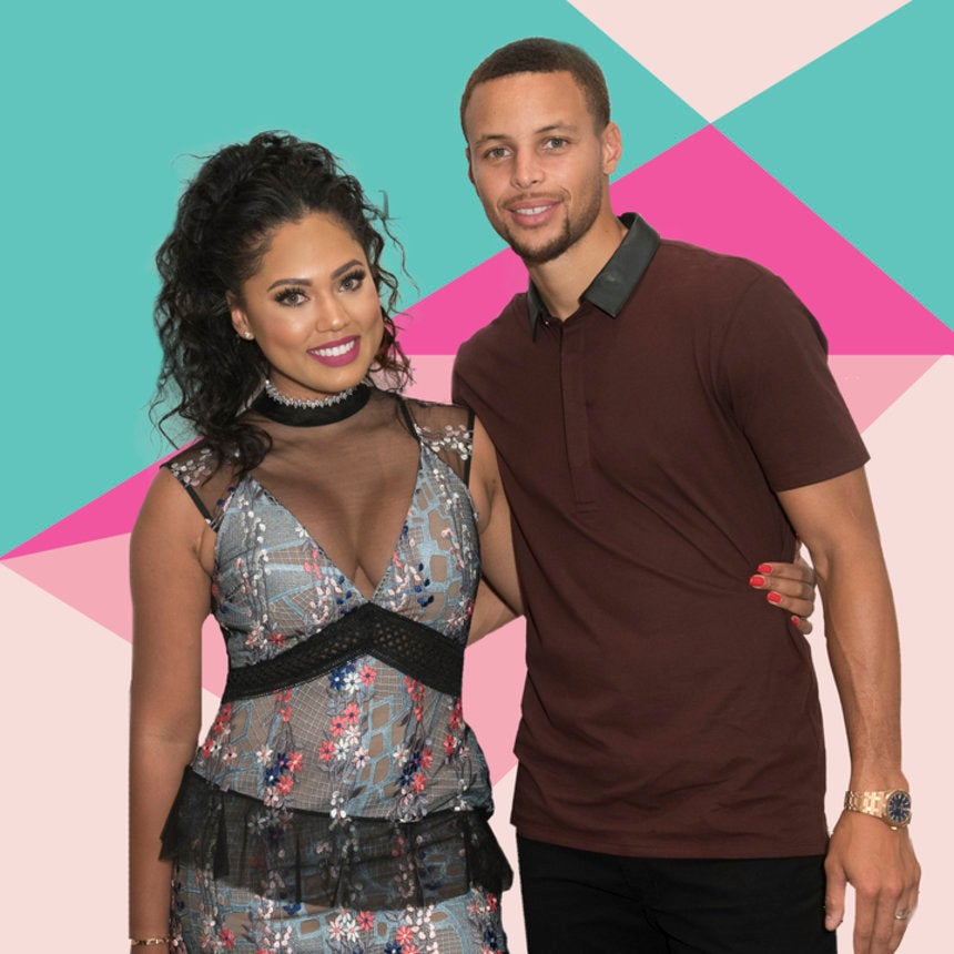 Ayesha Curry Shares Adorable Photo Of Husband Steph Curry On Daddy Duty With Their Newborn Son
