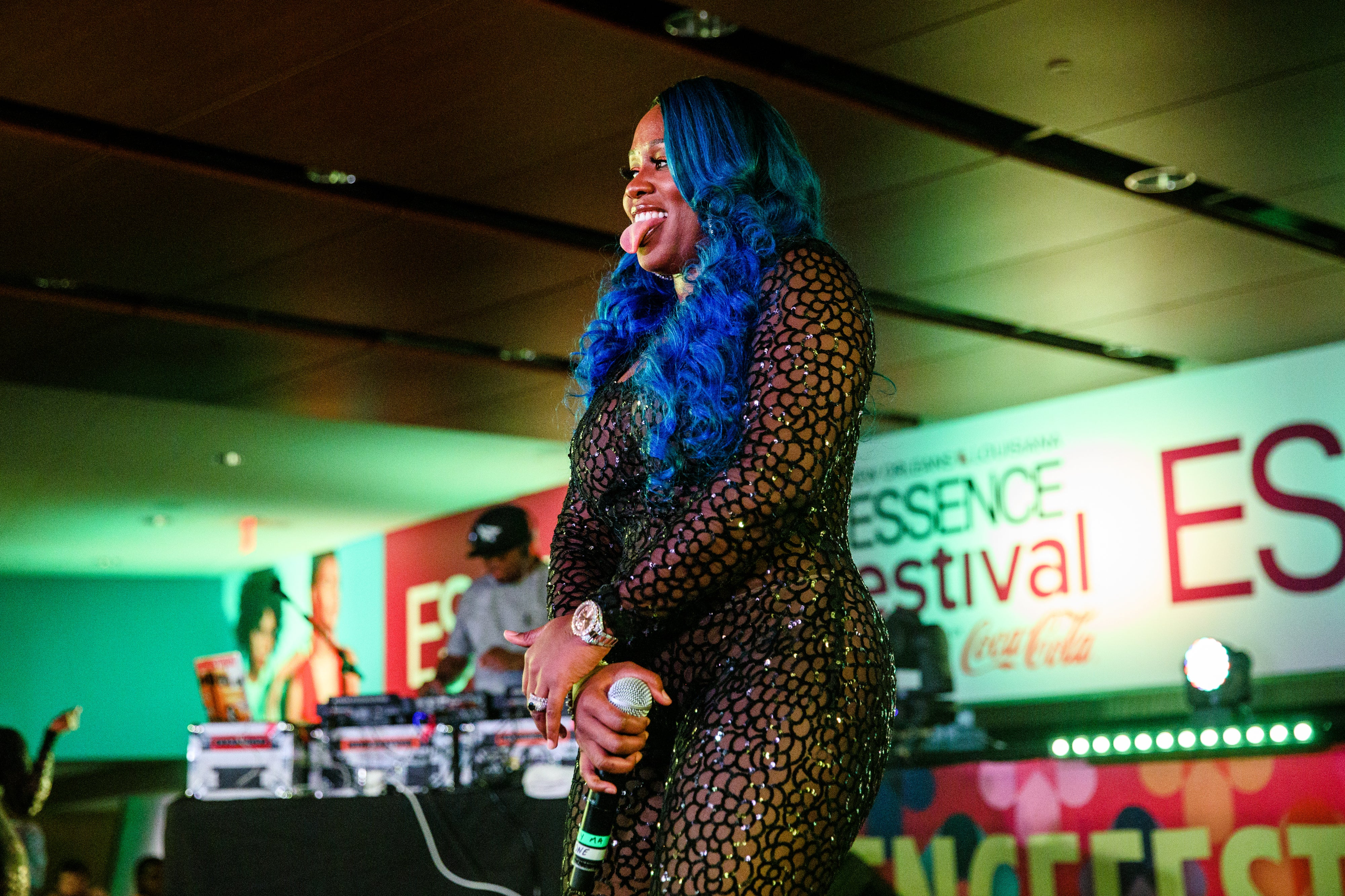Watch Remy Ma And Papoose Bring Their Black Love Celebration To The Stage In New Orleans