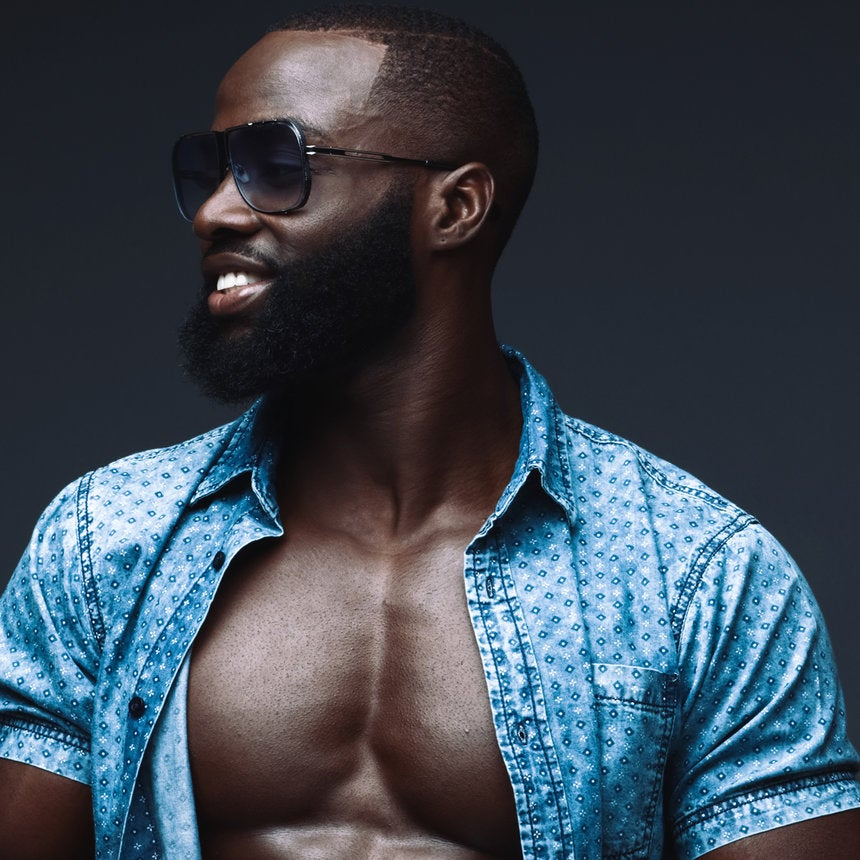 #MCM: Haitian Model Mcdonald Jean-Louis Is In the Running For The Hottest Chocolate Around
