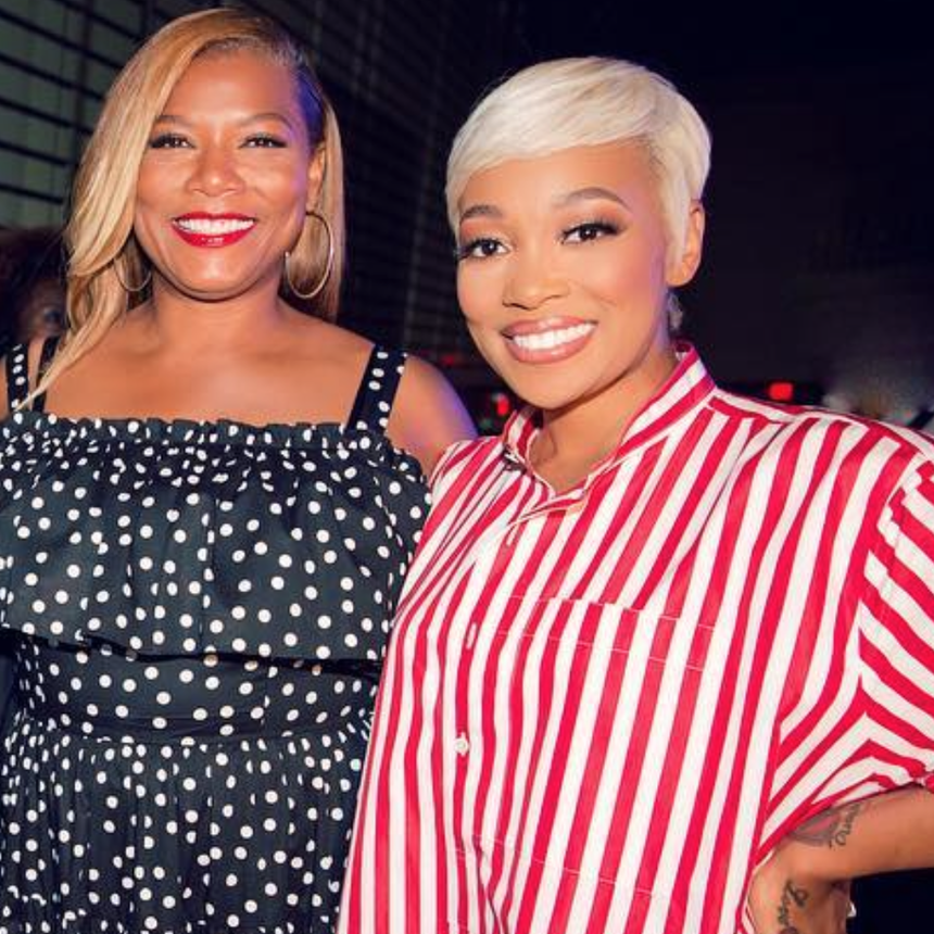 Watch Monica Brown Share Her Hilarious Story About Meeting Queen Latifah For The First Time
