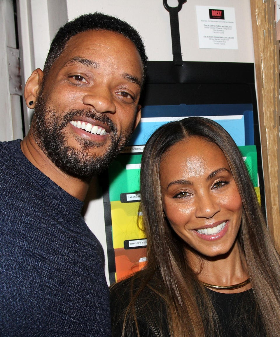 Jada Pinkett Smith Reveals Which Of Husband Will Smith's Movie Characters Are Her Favorite