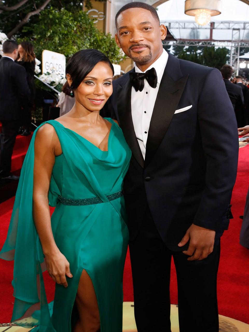 Jada Pinkett Smith Says Husband Will Is 'Perfect' AsAladdin's Genie: He's 'Always Creating Magic'