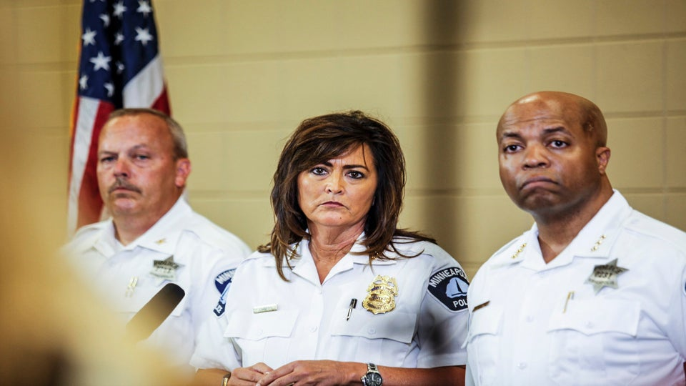 Minneapolis Police Chief Janee Harteau Resigns After Fatal Shooting of Justine Diamond