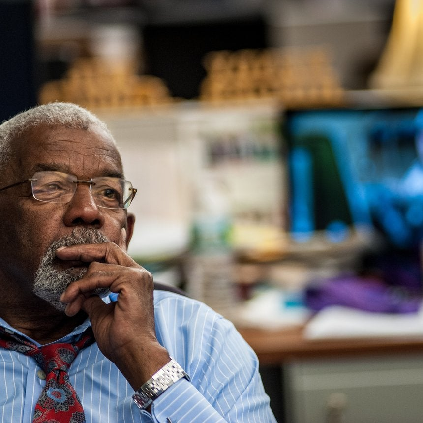 Jim Vance, Longtime D.C. News Anchor, Dies at 75