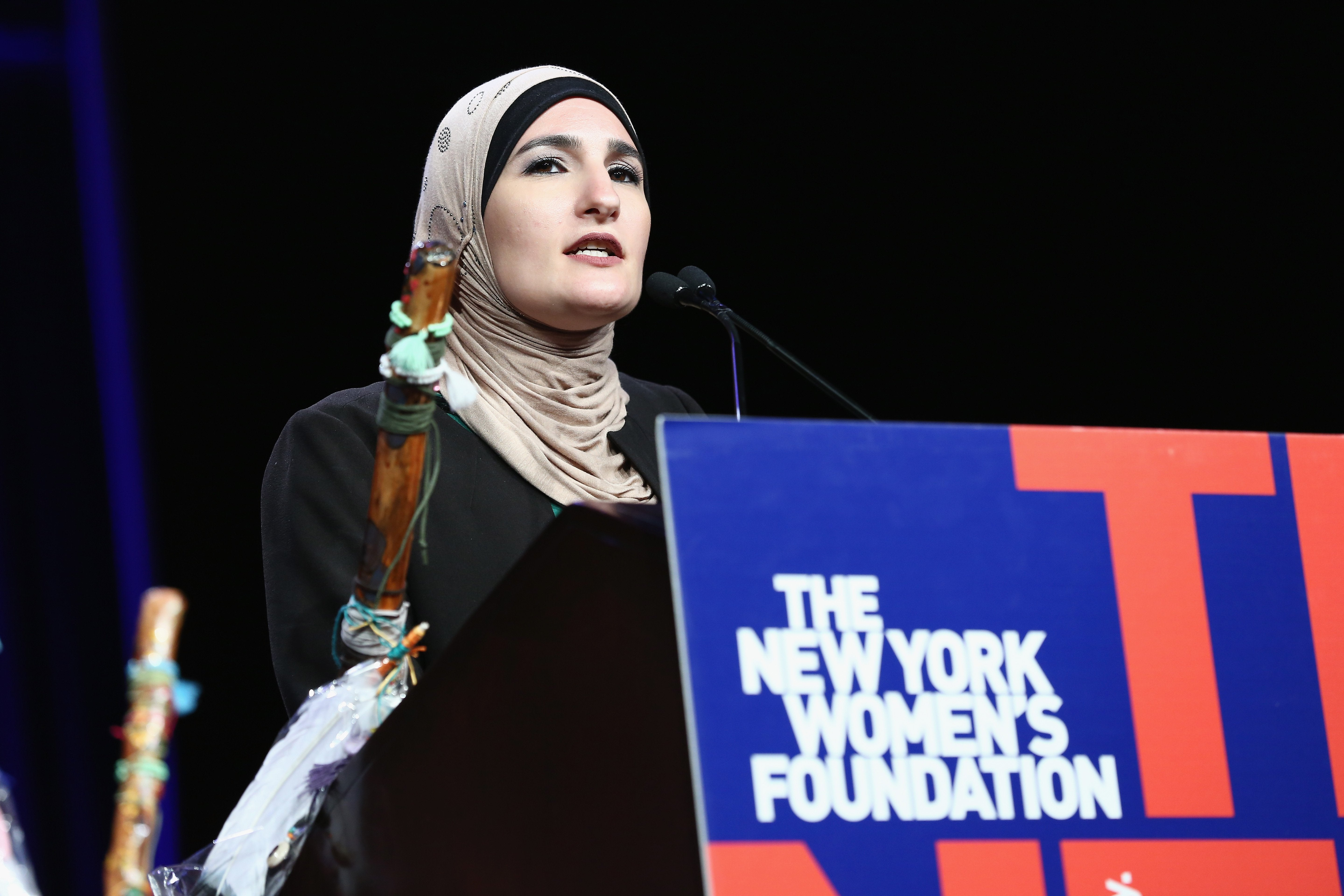 Women's March Organizer Linda Sarsour Spoke Of 'Jihad.' But She Wasn't Talking About Violence