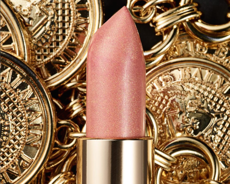 Here Is The First Look At The Balmain And L'Oreal Collab, And It's A Rose Gold Dream