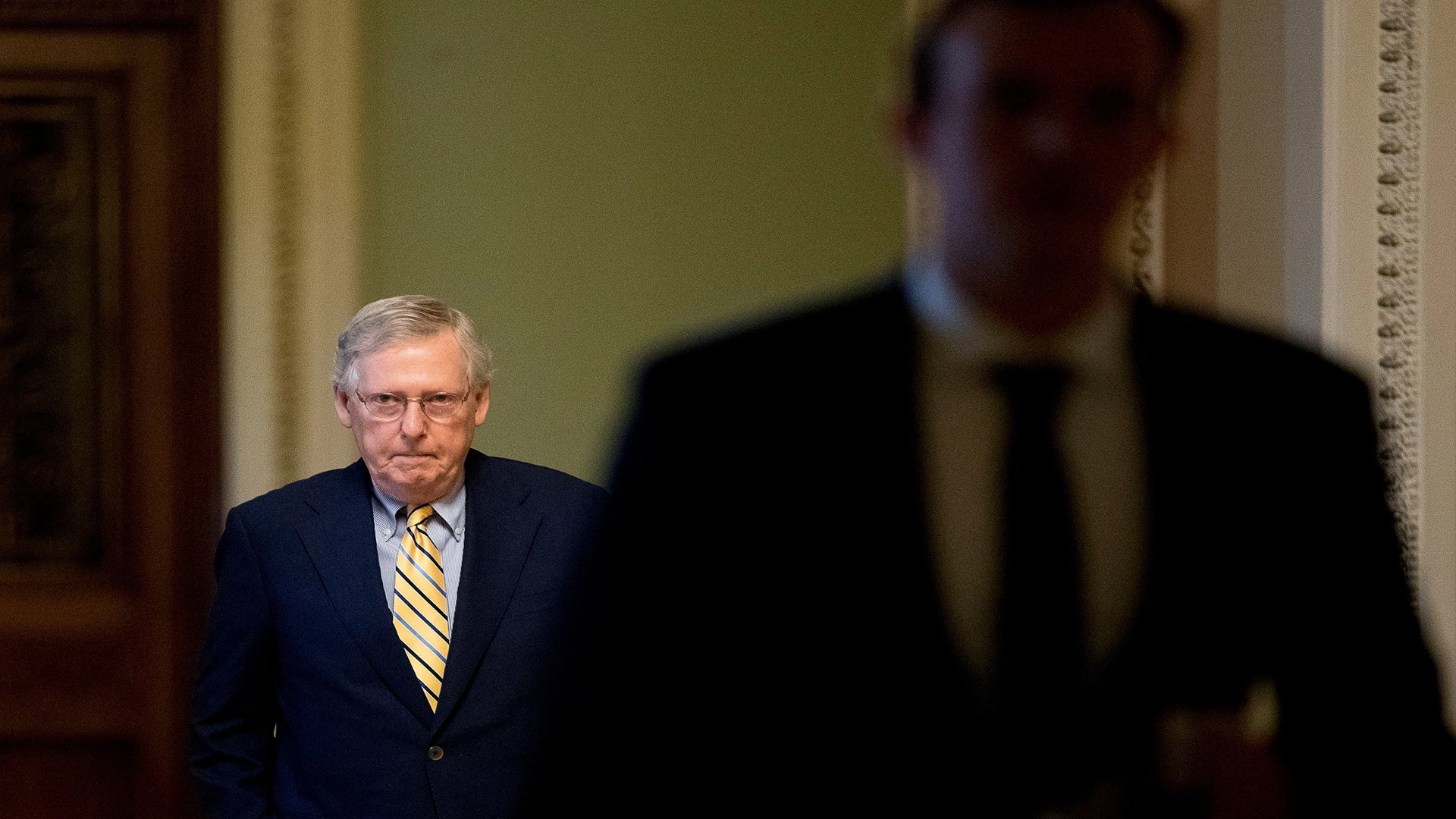 The Health Care Bill's Collapse Leaves A Divided GOP At The Crossroads