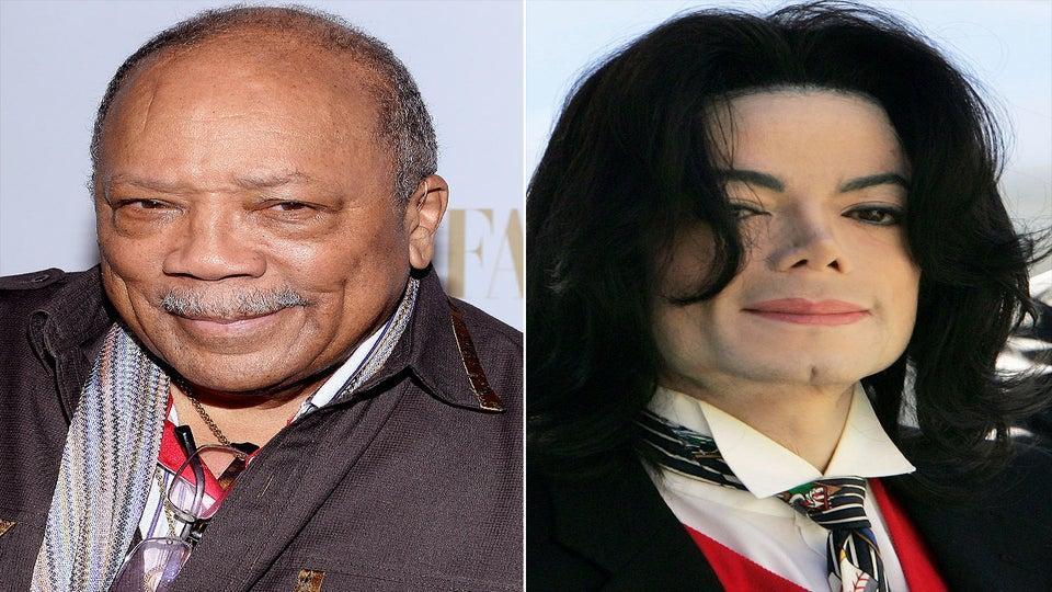 Quincy Jones Awarded $9.4 Million From Michael Jackson Estate Following Royalties Dispute