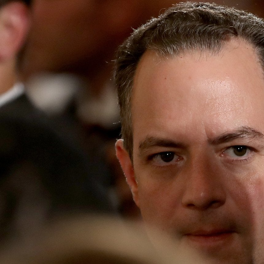 Trump Replaced Chief Of Staff Reince Priebus, But White House Staffers Were Unaware